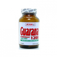 Action Labs Guarana 1200 (200mg Coffein)