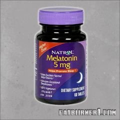 Natrol Melatonin 5mg (Natural Sleeping Aid)
